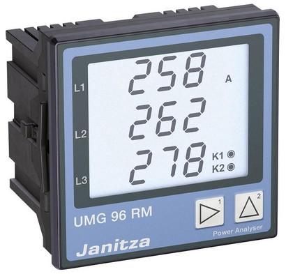 Janitza digital measurement equipment - Janitza UMG 96RM