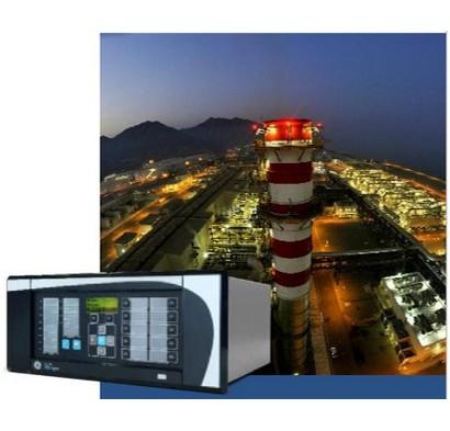 GE MiCOM Agile P24x Family - Motor Protection Relays - CSE