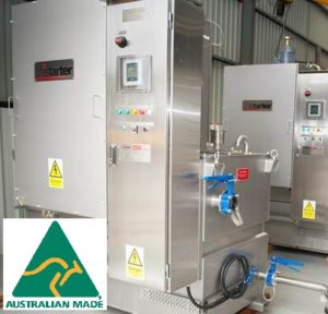 Liquid resistance starters for slip ring motors - LRS