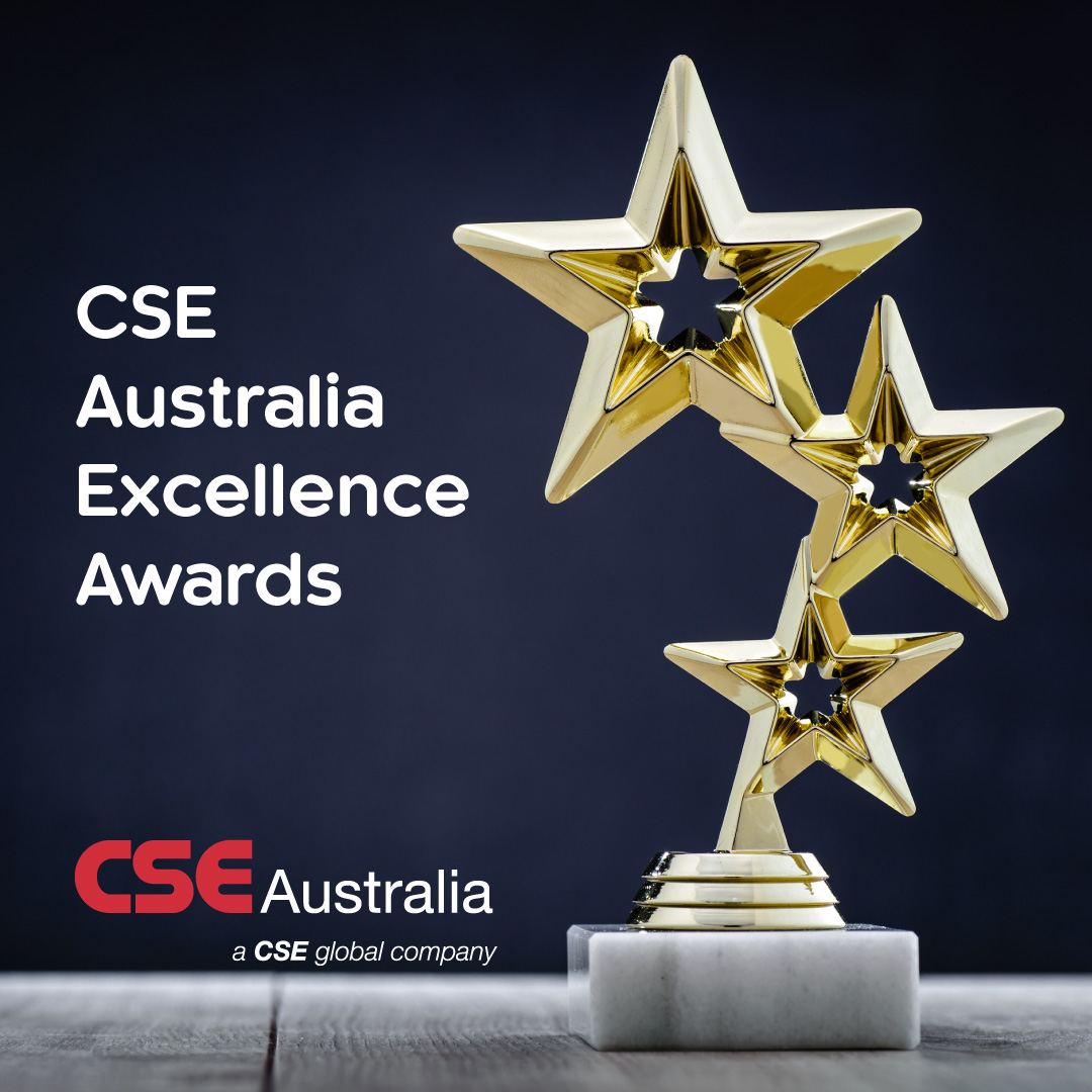 Excellence of our CSE Australia team celebrated