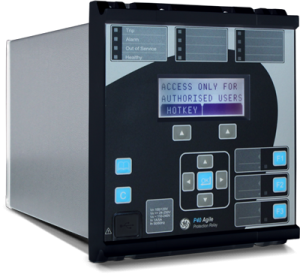 feeder protection and control solution from GE